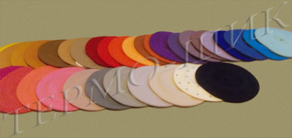 цветовая палитра беретов